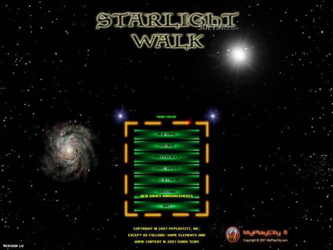 Starlight Walk Screenshot 6