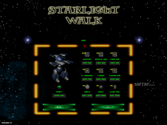 Starlight Walk Screenshot 2