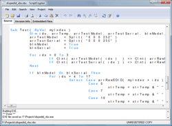 ScriptCryptor Screenshot