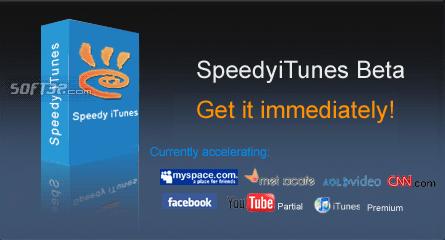 SpeedyiTunes Screenshot