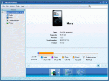 Xilisoft iPod Rip Screenshot 3