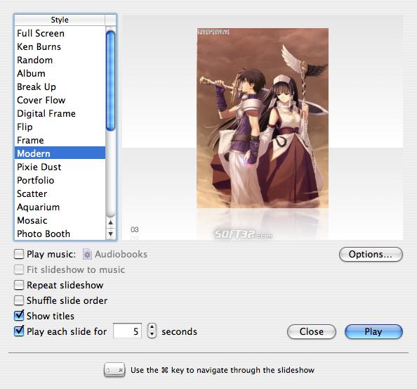 PhotoPresenter Screenshot 4