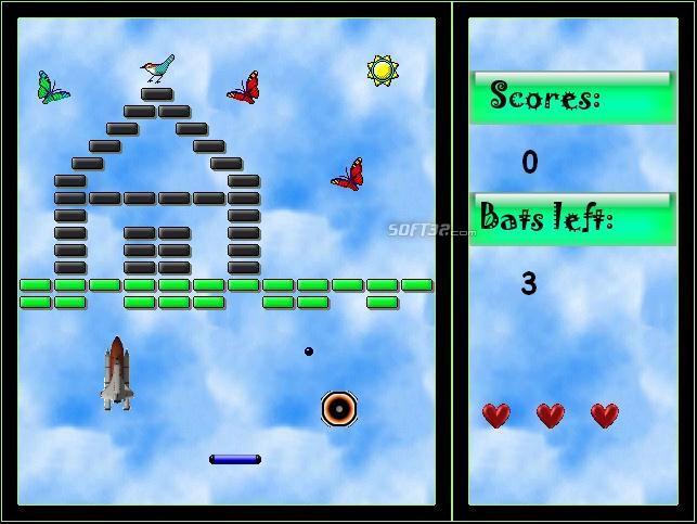 Fantasy Breakout Screenshot