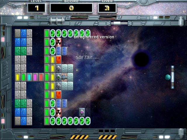 Arkanoid: Space Ball Mac Screenshot 4