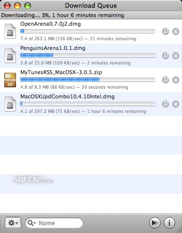 Download Queue Screenshot 5