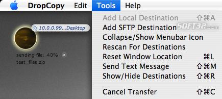 DropCopy Screenshot 4