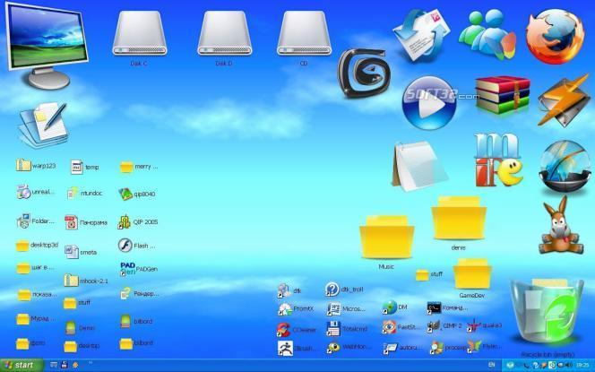 Desktop3D Screenshot 3