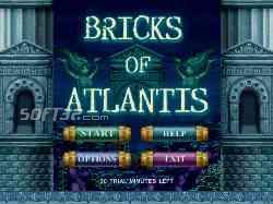 MostFun Bricks of Atlantis-Unlmtd Play Screenshot 1