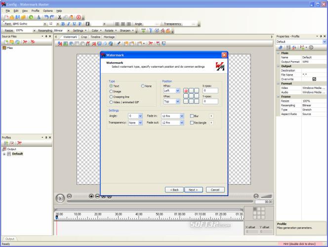 Watermark Master SDK Screenshot 4