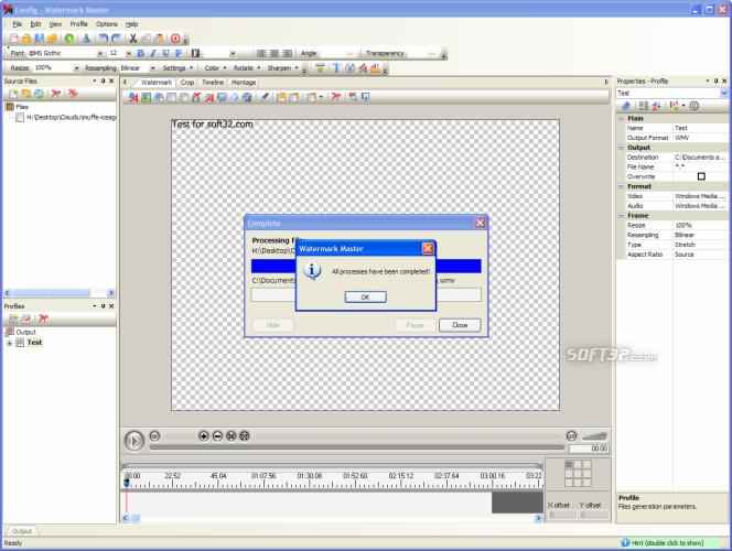 Watermark Master SDK Screenshot 5