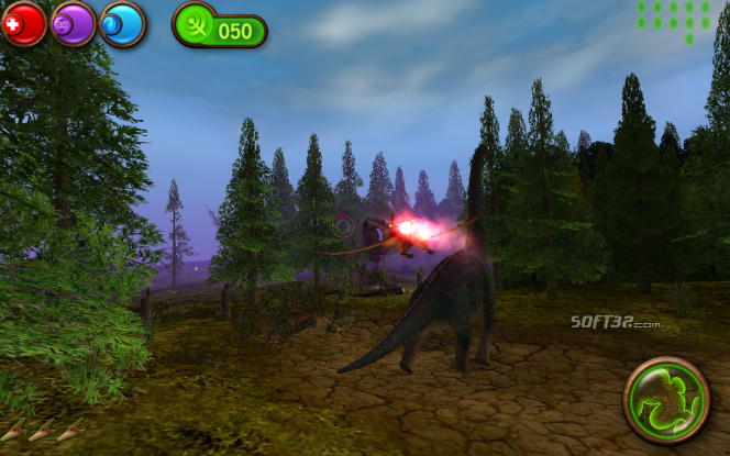 Nanosaur 2: Hatchling Screenshot 1