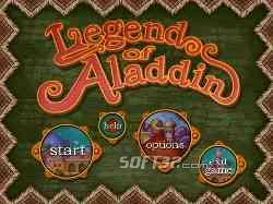 MostFun Legend of Aladdin - Unlmtd Play Screenshot 1