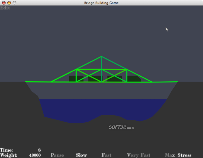 Bridge Building Game Screenshot 10