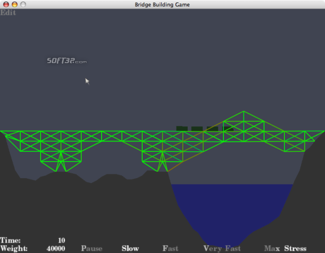 Bridge Building Game Screenshot 12