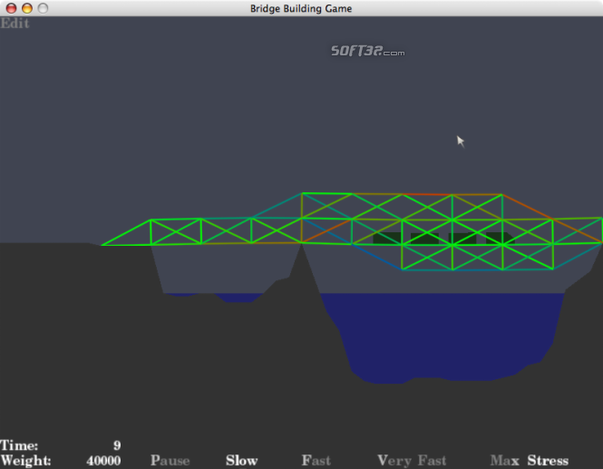 Bridge Building Game Screenshot 13