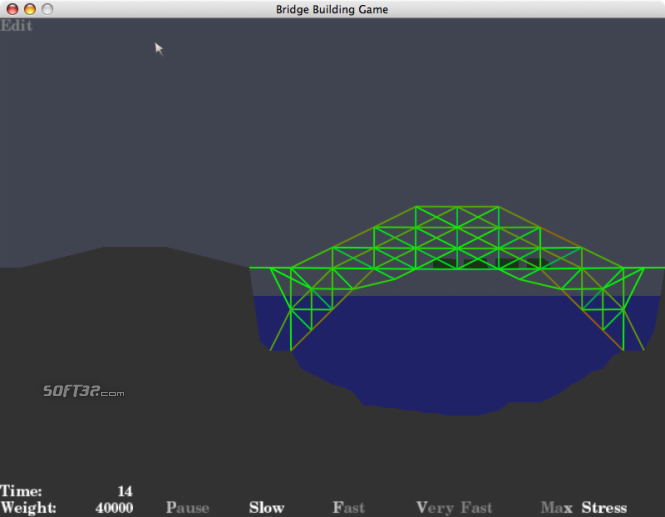 Bridge Building Game Screenshot 14