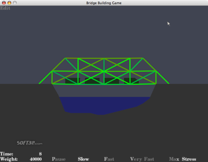 Bridge Building Game Screenshot 5