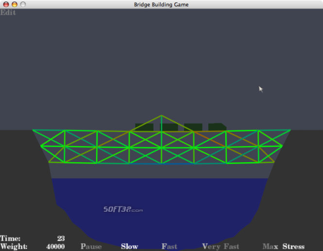 Bridge Building Game Screenshot 6