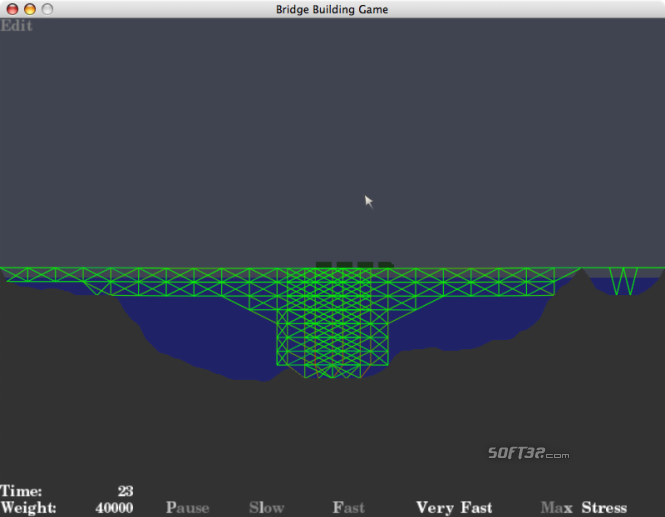 Bridge Building Game Screenshot 7