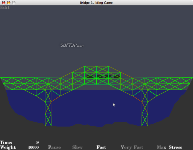 Bridge Building Game Screenshot 8