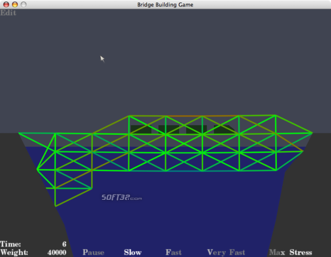Bridge Building Game Screenshot 9