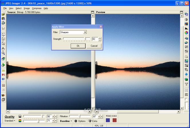 JPEG Imager Screenshot 4
