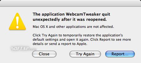 WebcamTweaker Screenshot 3
