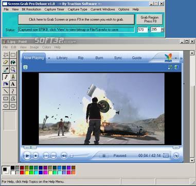 Screen Grab Pro Deluxe Screenshot 3