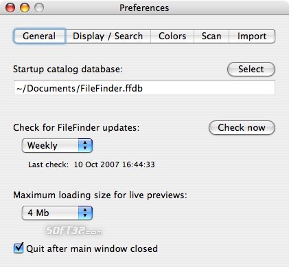 FileFinder Screenshot 6