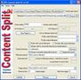 PDF Content Split SA 1