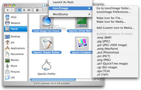Icon2Image Screenshot