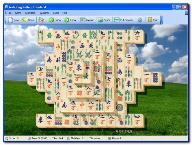 MahJong Suite 2009 Screenshot 2