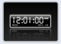 Digital Desktop Clock 1