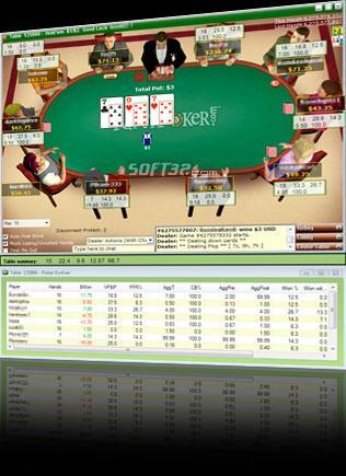 Poker Evolver Screenshot