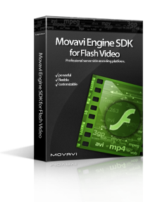 Movavi Engine SDK for Flash Video Screenshot