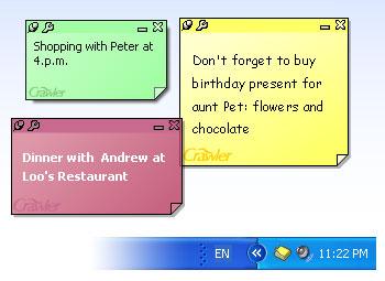 Crawler Notes Screenshot 1