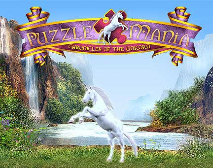 Puzzle Mania: Chronicles of Unicorn! Screenshot