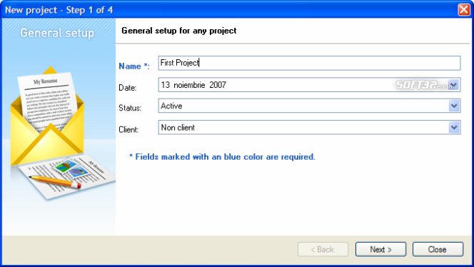 Resume Manager Pro Screenshot 4