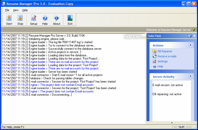 Resume Manager Pro Screenshot 11