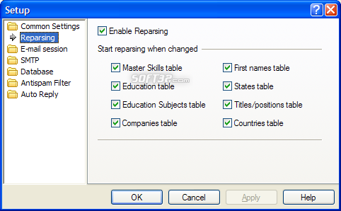 Resume Manager Pro Screenshot 12
