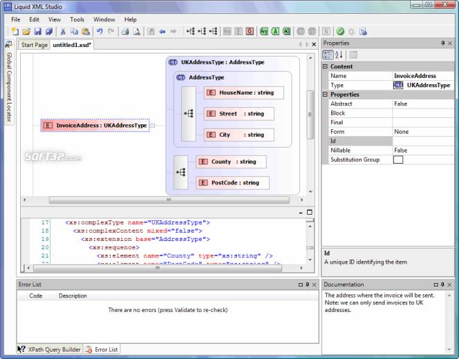 Liquid XML Studio 2014 Screenshot 3