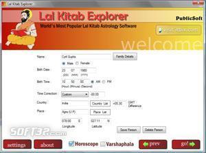 Lal Kitab Explorer Screenshot 3