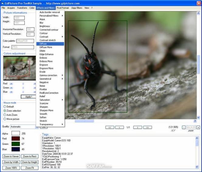 GdPicture Light Imaging Toolkit Screenshot 2