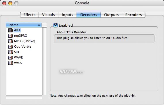 Audion Screenshot 10