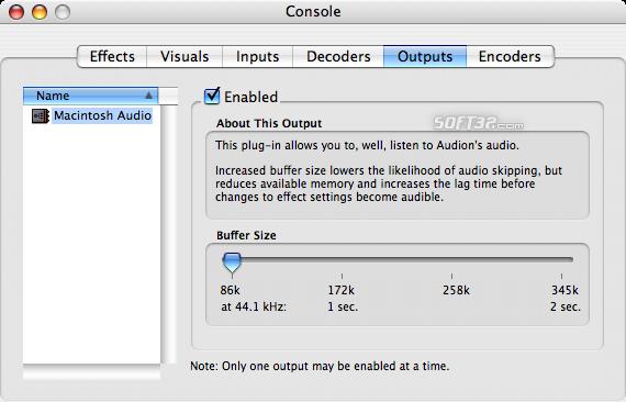 Audion Screenshot 11