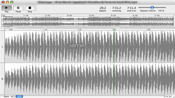 Audion Screenshot 13