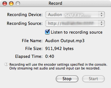 Audion Screenshot 15