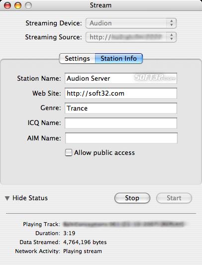 Audion Screenshot 17
