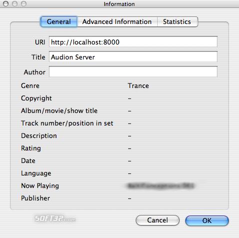 Audion Screenshot 18