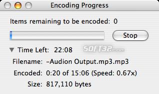 Audion Screenshot 19